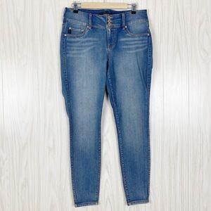 Torrid | Light Wash Skinny Jeans Size 12